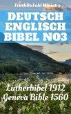 Deutsch Englisch Bibel No3 (eBook, ePUB)