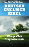 Deutsch Englisch Bibel (eBook, ePUB)