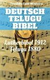 Deutsche Telugu Bibel (eBook, ePUB)