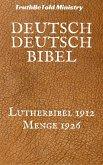 Deutsch Deutsch Bibel (eBook, ePUB)