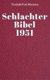 Schlachter Bibel 1951 (eBook, ePUB)