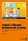 Täglich 5 Minuten Rechtschreib-Training - 2.Klasse