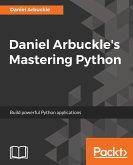 Daniel Arbuckle's Mastering Python