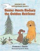 Buster Meets Rodney the Golden Retriever