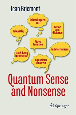 Quantum Sense and Nonsense - Bricmont, Jean
