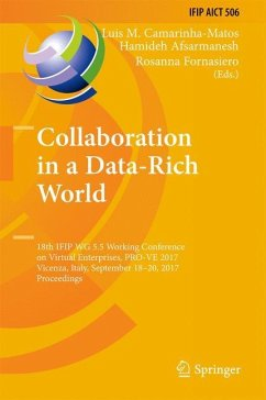 Collaboration in a Data-Rich World