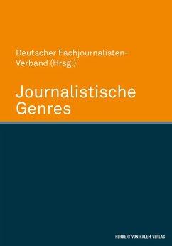 Journalistische Genres (eBook, PDF)