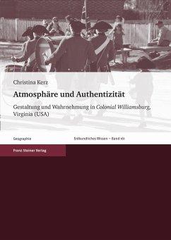 Atmosphäre und Authentizität (eBook, PDF)