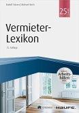 Vermieter-Lexikon - mit Arbeitshilfen online (eBook, ePUB)