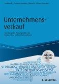 Unternehmensverkauf - inkl. Arbeitshilfen online (eBook, PDF)