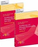 Paket aus den zwei Büchern:Buchführung und Jahresabschlusserstellung nach HGB - Lehrbuch und Buchführung und Jahresabschlusserstellung nach HGB - Klausurtraining
