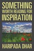 Something Worth Reading for Inspiration