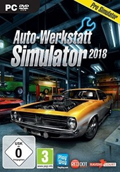 Auto-Werkstatt Simulator 2018 (PC)