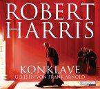 Konklave, 6 Audio-CDs (Mängelexemplar)