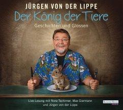 Der König der Tiere, 2 Audio-CDs (Mängelexemplar)