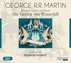 Das Lied von Eis und Feuer - Die Herren von Winterfell, 4 MP3-CDs (Mängelexemplar)
