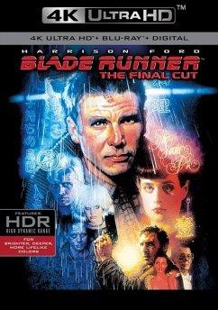 Blade Runner: Final Cut (4K Ultra HD + Blu-ray)