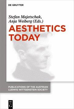 Aesthetics Today (eBook, ePUB)
