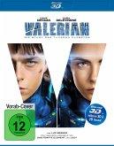 Valerian - Die Stadt der tausend Planeten Combo Pack