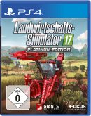 Landwirtschafts-Simulator 17: Platinum Edition (PlayStation 4)