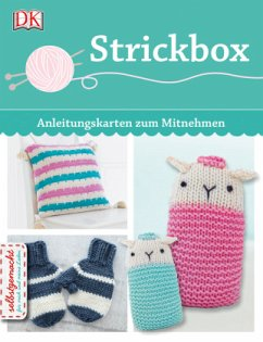 Strickbox (Mängelexemplar)
