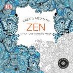 Kreativ meditativ Zen (Mängelexemplar)
