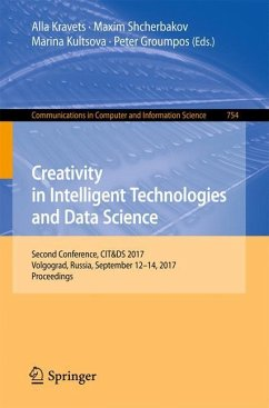 Creativity in Intelligent Technologies and Data...
