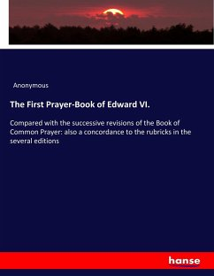 The First Prayer-Book of Edward VI.