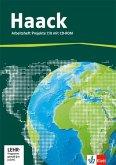 Der Haack Weltatlas für Sekundarstufe 1, Arbeitsheft Projekte 7/8 mit CD-ROM