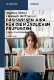 Basiswissen Jura für die mündlichen Prüfungen (eBook, ePUB)