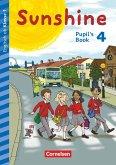 Sunshine - Early Start 4. Schuljahr - Neubearbeitung und Nordrhein-Westfalen - Pupil's Book