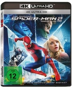 The Amazing Spider-Man 2 - Rise of Electro 4K Ultra HD Blu-ray