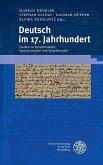 Deutsch im 17. Jahrhundert (eBook, PDF)