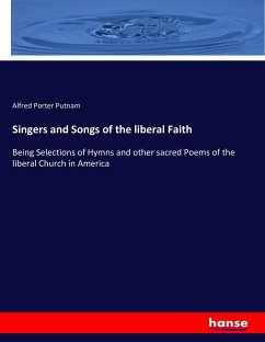 Singers and Songs of the liberal Faith