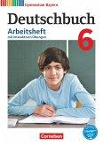 Deutschbuch Gymnasium 6. Jahrgangsstufe - Bayern - Arbeitsheft mit interaktiven Übungen auf scook.de