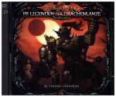 Die Legenden der Drachenlanze - Der Krieg der Brüder, 2 Audio-CDs