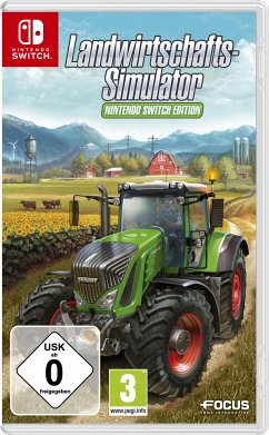 Landwirtschafts-Simulator: Nintendo Switch Edition (Nintendo Switch)