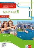 Green Line. Workbook mit Audio-CDs und Übungssoftware 9. Klasse