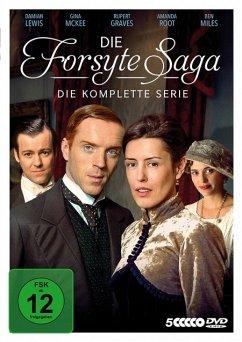 Die Forsyte Saga - Die komplette Serie (5 Discs)