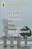Four Pillars of Radio Astronomy: Christiansen, Mills, Wild and Bracewell