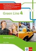 Green Line 4. Trainingsbuch mit Audio-CD. Bundesausgabe ab 2014