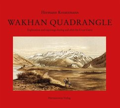 Wakhan Quadrangle (eBook, PDF) - Kreutzmann, Hermann