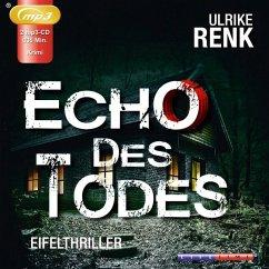 Echo des Todes, 2 MP3-CD - Renk, Ulrike