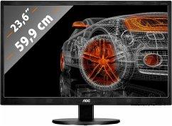 AOC E2470SWHE 59,94 cm (23,6 Zoll) Monitor (Ful...