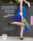 Statement-Röcke nähen (Mängelexemplar)