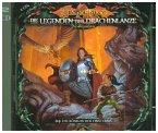 Die Legenden der Drachenlanze - Die Königin der Finsternis, 2 Audio-CDs