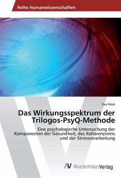 Das Wirkungsspektrum der Trilogos-PsyQ-Methode