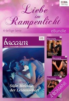 Liebe im Rampenlicht - 4-teilige Serie (eBook, ePUB) - Arthur, A. C.; Byrd, Adrianne; Christopher, Ann; Jackson, Brenda