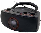 Soundmaster SCD1500SW schwarz