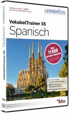 LERNEN & CO.: VokabelTrainer X6 Spanisch